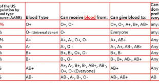 Bloodtype What Type Are You