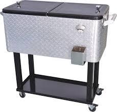 patio rolling cooler cart 14 best patio cooler cart images on