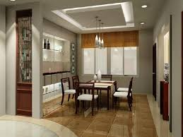 Dining Room , Dining Room Ceiling Designs : Dining Room Ceiling Designs  False Ceiling With Pendant Lighting