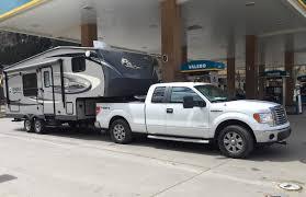Can a Half-Ton Pickup Truck Tow a 5th Wheel RV Trailer? - The Fast ...
