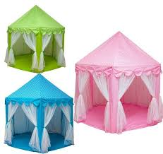 Kids Play Tents Prince And Princess Party Tent Children Indoor Outdoor Tent  Game House Three Colors For Choose Cool Kids Tents Kids Tents And  Playhouses ...