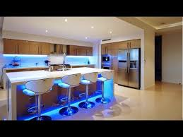 30 Wonderful Modern Kitchen LED Lighting Ideas 2017, Ultra Modern Kitchen  Lighting Ideas