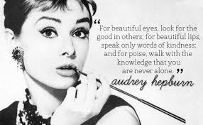 Audrey Hepburn Quotes On Beauty Best of Audrey Hepburn Quote On Beauty Quotography