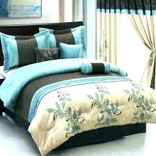 cream colored comforter sets queen bedding set yellow and brown taupe aqua where to