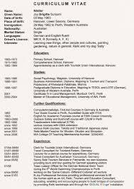 Curriculum Vitae Definition Delectable Curriculum Vitae