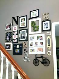 stairway wall decor ideas stairway wall decorating ideas pictures on staircase wall gorgeous staircase wall decorating