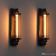 industrial wall lights. Best Quality Loft Vintage Wall Lamps American Industrial Light Edison T300 E27 Bed Lighting Eye Lantern Sconce Lights Home Decoration At A