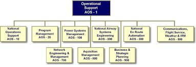 Aos Organizational Chart