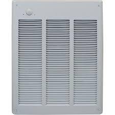 fahrenheat commercial wall heater 4 000 watts 240 volts model fzl4004