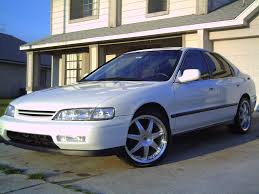 Honda Accord 1.8 1994 Technical specifications   Interior and ...