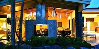 double sided fireplace indoor outdoor to enlarge heat twilight ii wood burning