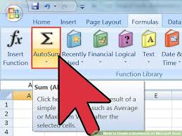 creating formulas in excel 4 easy ways to create a gradebook on microsoft excel