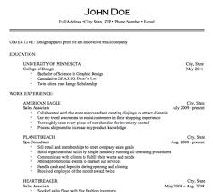 How To Build A Resume On Word ...