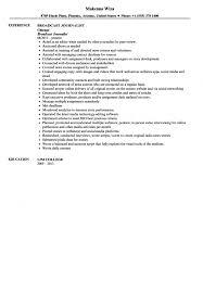 News Anchor Job Description Template Jd Templates Broadcast