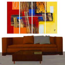Small Picture Buy Ray Decors Multiple Sparkling Abstract Wall Painting 4 Frames