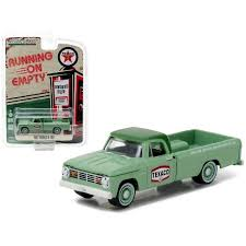 1967 Dodge D-100 Texaco Pickup Truck 1/64 Diecast Model Car By ...