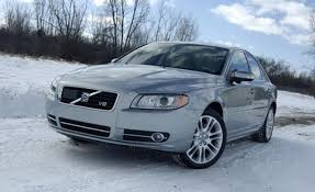 Volvo S80 cars specifications. Technical data.