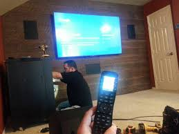 Accurate Audio Video | Dallas Texas Let us HOOK you 80 inch TV mounted \u2013