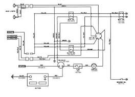 i need a wiring diagram for a castle garden ride on mower fixya wiring for the starter relay