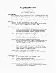 Resume For Graduate School Resume Templates For Graduate