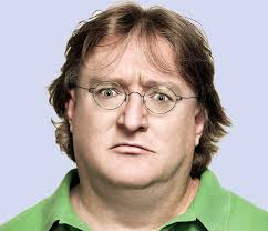 Gaben is staring into your soul. Your argument is invalid. - HaloArticle3