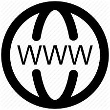 Domain Global Globe Url Web Searching Worldwide Icon