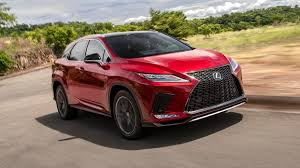 Lexus Suv Size Chart 2020 Lexus Rx First Drive Review Blink And Youll Miss It