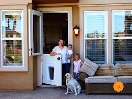 pet door for glass door medium size of can you put a dog door in glass pet door for glass