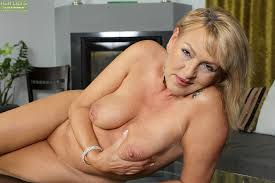 Woman over 50 naked