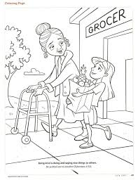Login to add to favorites. Kindness Coloring Page Fruits Of The Spirit Kindness Pinterest Lds Coloring Pages Coloring Pages For Kids Coloring Pages