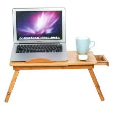 foldable office table. Foldable Office Desk A Folding Table Fashion Portable Bamboo Laptop Font Sofa Bed Chair G