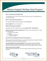 Interesting New Grad Nursing Resume Tips On New Grad Resume Nursing