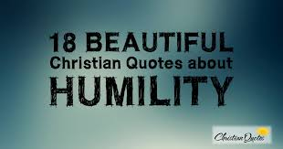 Humble Christian Quotes