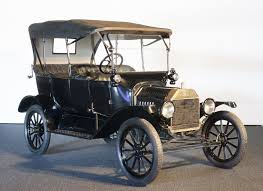 henry ford s model t and its impact in australia