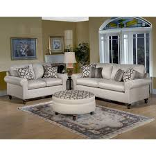 White Chairs For Living Room Living Room Round Moroccan Pattern Top Pouf Ottoman Living Room