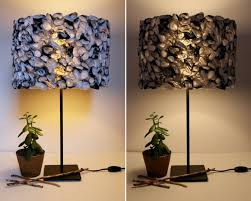 unique diy lighting. furniturestylish 15 chic and creative recycled lamp shade diy ideas on allt unique homemade lighting