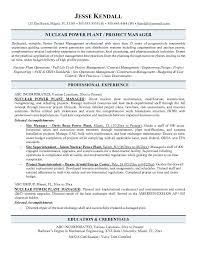 Appealing Plant Supervisor Resume 32 For Best Resume Font With Plant  Supervisor Resume