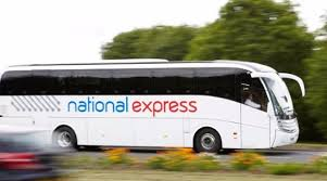 national express central bus station at
