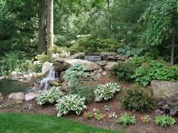 Chic Natural Landscape Design Natural Landscape Design Newsonair