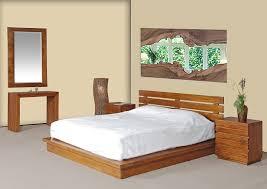 Teak Wood Bedroom Set in Malaysia 03-80820341