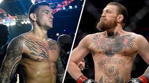 Conor McGregor vs Dustin Poirer 3 at ...