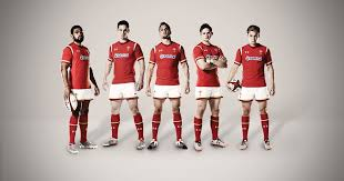 most recently under armour redesigned the welsh jersey ahead of the 2016 rugby world cup and again it was one that got people talking