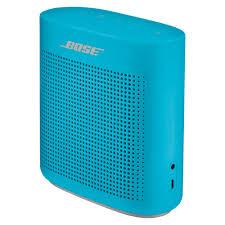 bose portable speakers. bose soundlink colour ii splashproof portable bluetooth wireless speaker - blue : speakers best buy canada