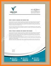 Letterhead Business Letter 15 Letterhead Format For Business Letters Sample Paystub