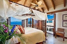 I'd love a bedroom overlooking the sea.