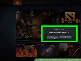 how to change the primary search language in dota 2 4 steps