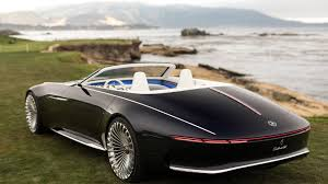 2018 maybach land yacht. beautiful 2018 mercedes benz design vision maybach 6 cabiolet  courtsey daimler  ag in 2018 maybach land yacht