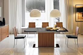 hit dining room furniture small dining room. Gloss Acrylic Gray Padded Dining Side Chairs Minimalist Small Room Eased Edge Profile Top Added Hit Furniture