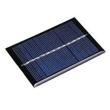 Buy Seasiant India 3pcs <b>0.6W 6V</b> 90 * 60 * 3mm <b>Mini</b> Photovoltaic ...