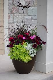 Ideas from 20 planters from my neighborhood! Over 20 flower planter ideas  from my neighborhood!